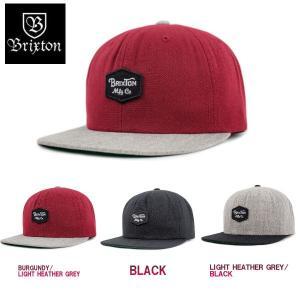 BRIXTON ブリクストン TRIG SNAPBACK メンズ キャップ スナップバック 帽子|54tide
