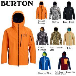 バートン BURTON Men's Burton [ak] GORE-TEX Cyclic Jacket メンズ スノージャケット スノーウエア 【BURTON JAPAN正規品】|54tide