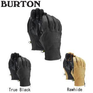 バートン BURTON Men's [ak] LEATHER TECH GLOVE メンズ スノーグローブ 手袋 スノーボード ウィンタースポーツ  【BURTON JAPAN正規品】|54tide