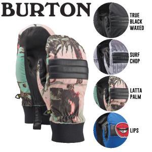 BURTON バートン Dam Mitt メンズスノーミット スノーボード 手袋 Hi5 ミトン 54tide
