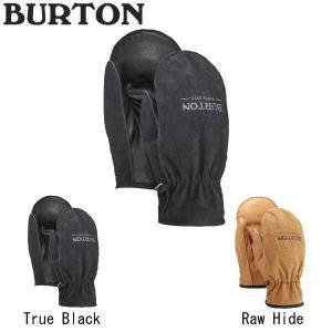 バートン BURTON Men's WORK HORSE LEATHER MITTEN メンズ スノーグローブ 手袋 スノーボード ウィンタースポーツ【BURTON JAPAN正規品】|54tide
