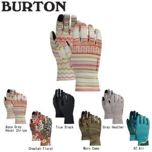 バートン BURTON Mens TOUCHSCREEN  GLOVE LINER メンズ スノーグローブ 手袋 スノーボード ウィンタースポーツ 【BURTON JAPAN正規品】|54tide
