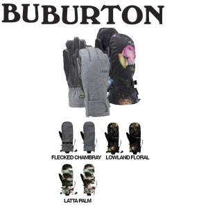 BURTONバートン Approach Und Mitt レディーススノーミット スノーボード 手袋 ミトン|54tide