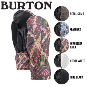 BURTON バートン Profile Under Mitt レディーススノーミット スノーボード 手袋 ミトン 54tide