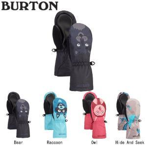 バートン BURTON TODDLERS BURTON GROM MITTEN キッズ 子供用 スノーグローブ 手袋 スノーボード スキー ウィンタースポーツ  【BURTON JAPAN正規品】 54tide