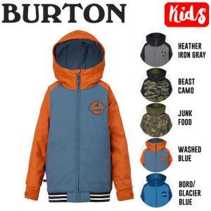 BURTON バートン BOYS GAME DAY JK ボーイズスノーボードウェア キッズスノージャケット スノーウエア 長袖ジャケット 子供用|54tide