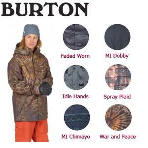 特典あり BURTON バートン Hilltop Jacke...