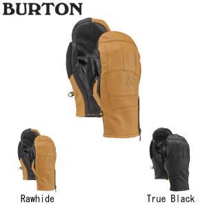 バートン BURTON Men's BURTON [ak] LEATHER TECH MITTEN  メンズ スノーグローブ 手袋 スノーボード ウィンタースポーツ 【BURTON JAPAN正規品】 54tide