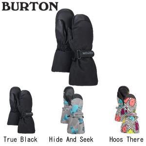 バートン BURTON Kids' BURTON MINI HEATER MITTEN キッズ 子供用 スノーグローブ 手袋 スノーボード スキー ウィンタースポーツ 【BURTON JAPAN正規品】|54tide