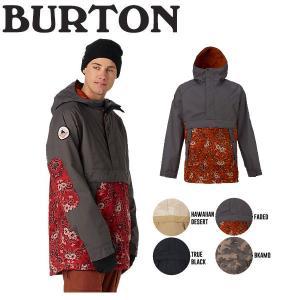 BURTON バートン MB RAMBLER ANORAK ...