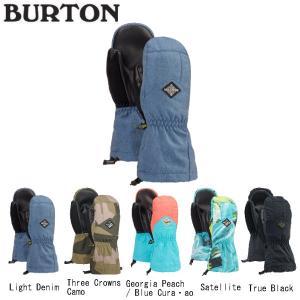 バートンBURTON Kids BURTON PROFILE MITTEN キッズ 子供用 スノーグローブ 手袋 スノーボード スキー ウィンタースポーツ 【BURTON JAPAN正規品】 54tide