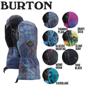 BURTON バートン YOUTH PROFILE MITT キッズグローブ ミット ミトン スノーグローブ スノーボード 子供用 手袋 54tide