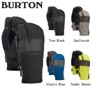 バートン BURTON Men's BURTON [ak] GORETEX CLUTCH MITTEN メンズ スノーグローブ 手袋 スノーボード ウィンタースポーツ 【BURTON JAPAN正規品】|54tide