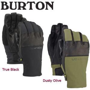 BURTON バートン ak GORE TEX Clutch Glove メンズ スノーグローブ 手袋 スノーボード ウィンタースポーツ ゴアテックス BURTON JAPAN正規品|54tide