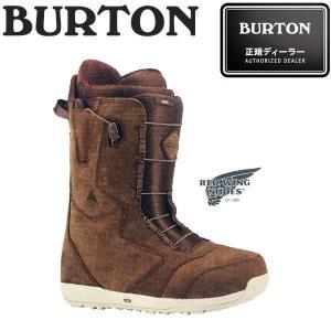 予約受付中 BURTON バートン ION LEATHER メンズ スノーブーツ スノーボード 靴 アジアンフィット BURTON JAPAN正規品 54tide