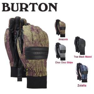 BURTON バートン Burton Dam Glove メンズ スノーグローブ 手袋 スノーボード ウィンタースポーツ 五本指 BURTON JAPAN正規品|54tide