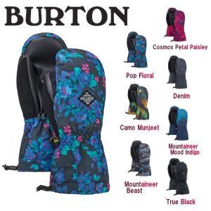 BURTON バートン Profile Mitt キッズ スノーミット ミトン グローブ  手袋 スノーボード ウィンタースポーツ 子供用 BURTON JAPAN正規品 54tide