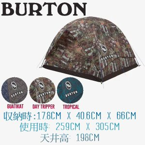 BURTON バートン Rabbit Ears 6 Tent bigagnes×Burton ビックアグネス テント キャンプ アウトドア  6人用 3カラー|54tide