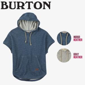BURTON バートン Womens Nora Poncho Fleece レディースポンチョ プルオーバー 半袖 TEEシャツ XS・S・M 2カラー...
