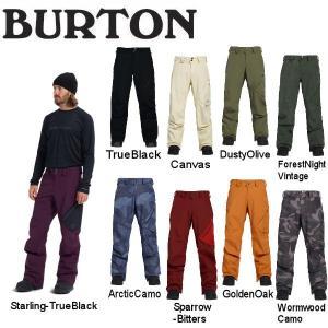 BURTON バートン メンズ スノーパンツ ボトムス スノーボード BURTON JAPAN正規品 Mens Burton ak GORE-TEX Cyclic Pant|54tide