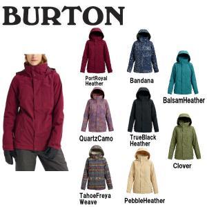 BURTON バートン レディース スノーウェア ジャケット アウター スノーボード BURTON JAPAN正規品 Womens Burton Jet Set Jacket|54tide