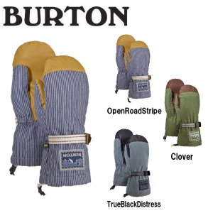 バートン BURTON メンズ スノーグローブ ミット ミトン 手袋 スノボー スノーボード BURTON JAPAN正規品 Mens Burton Hi-Five Mitten|54tide