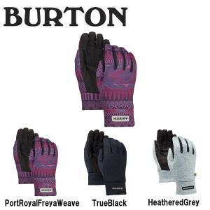 バートン BURTON レディース タッチライナー インナーグローブ スノーグローブ 手袋 スノーボード BURTON JAPAN正規品 Womens Burton Touch N Go Glove|54tide