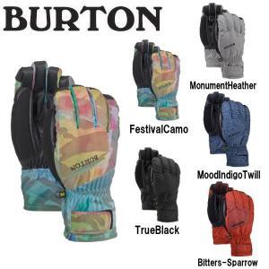 バートン BURTON メンズ スノーグローブ 手袋 スノーボード BURTON JAPAN正規品 Mens Burton Profile Under Glove|54tide