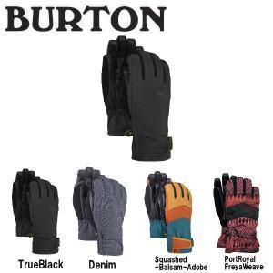 バートン BURTON レディース スノーグローブ 手袋 スノーボード BURTON JAPAN正規品 Womens Burton Prospect Under Glove|54tide