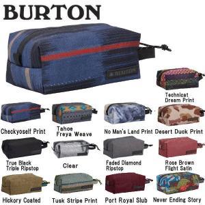 バートン BURTON メンズ レディース アクセサリーケース ポーチ バッグ バック 小物入れ Burton  Accessory Case BURTON JAPAN正規品|54tide