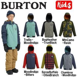 バートン BURTON キッズ 子供用 スノーウェア ジャケット アウター スノーボード BURTON JAPAN正規品 Boys Burton Game Day Jacket|54tide