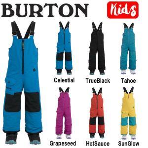 バートン BURTON キッズ 子供用 スノーパンツ ビブパンツ つなぎ オーバーオール ボトムス スノーボード BURTON JAPAN正規品 Toddler Burton Maven Bib|54tide
