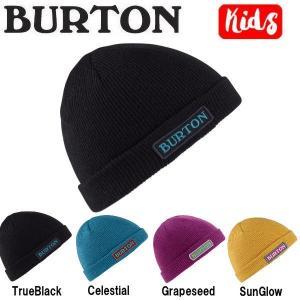 バートン BURTON キッズ 子供用 ビーニー ニット帽 帽子 スノーボード BURTON JAPAN正規品 Kids Burton Toddler Beanie|54tide