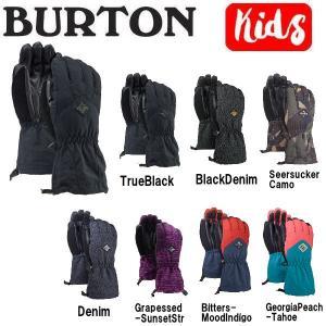 バートン BURTON キッズ 子供用 ユニセックス スノーグローブ ミトン ミット 手袋 スノーボード BURTON JAPAN正規品 Kids Burton Profile Glove|54tide
