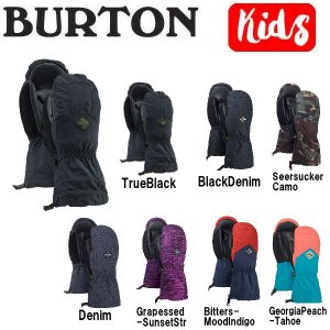 バートン BURTON キッズ 子供用 ユニセックス スノーグローブ ミトン ミット 手袋 スノーボード BURTON JAPAN正規品 Kids Burton Profile Mitten|54tide