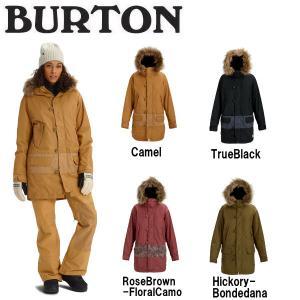 BURTON バートン レディース スノーウェア ジャケット アウター スノーボード BURTON JAPAN正規品 Womens Burton Shadowlight Parka Jacket|54tide