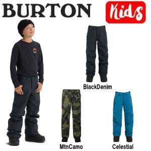 バートン BURTON キッズ 子供用 スノーパンツ ボトムス スノーボード BURTON JAPAN正規品 Boys Burton Barnstorm Pant|54tide
