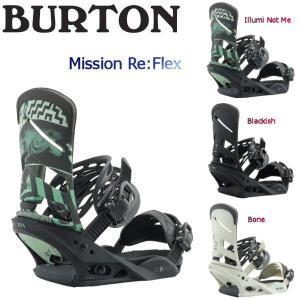 バートン BURTON メンズ ビンディング スノーボード バイン M 3カラー BURTON JAPAN 正規品 Mission Re:Flex 54tide