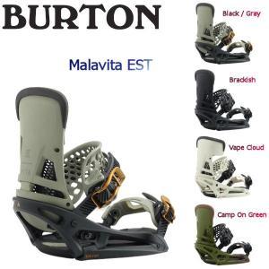 バートン BURTON メンズ ビンディング スノーボード バイン M 4カラー BURTON JAPAN 正規品 Malavita EST 54tide
