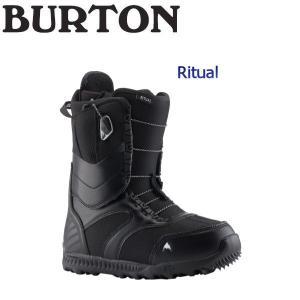 バートン BURTON レディース スノーブーツ スノーボード 靴 6-7.5インチ Black BURTON JAPAN 正規品 Ritual|54tide