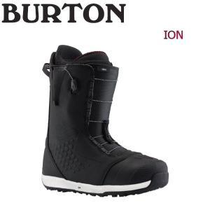 バートン BURTON メンズ スノーブーツ スノーボード 靴 アジアンフィット 7.5-10.5インチ Black BURTON JAPAN 正規品 Ion|54tide