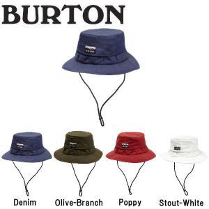 BURTON バートン Adventure Hat メンズ サファリハット バケットハット 帽子 BURTON JAPAN正規品|54tide