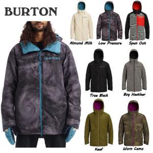 バートン  Men's Burton GORE-TEX Radial Shell Jacket メンズ スノージャケット スノーウエア ウェア スノーボード 【BURTON JAPAN正規品】|54tide