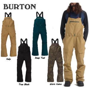 バートン Men's Burton GORE-TEX Reserve Bib Pant メンズ スノーパンツ ビブパンツ つなぎ オーバーオール ボトムス スノーボード【BURTON JAPAN正規品】|54tide