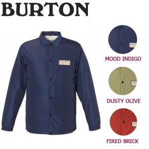 BURTON バートン Coaches Jacket メンズコーチジャケット アウター ジャケット XS-XL 3カラー BURTON JAPAN 正規品 54tide