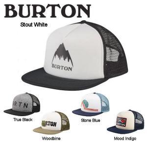 バートン BURTON キャップ 帽子 ベースボールキャップ スナップバック トラッカー フェス ビーチ 5カラー Burton I-80 Hat 54tide