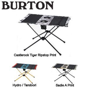 バートン BURTON ヘリノックス コラボ テーブル キャンプ アウトドア 海水浴 ビーチ Helinox x Burton Table One|54tide