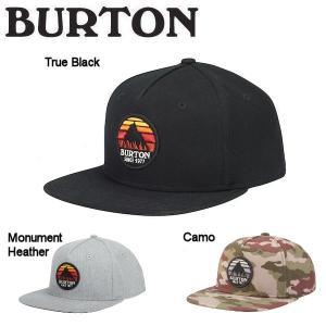 バートン BURTON キッズ kids キャップ 帽子 スナップバック ベースボールキャップ  3カラー Kids Burton Underhill Hat|54tide