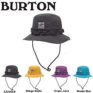 バートン BURTON 2019春夏 Adventure Hat メンズレディースハット 帽子 4カラー BURTON JAPAN正規品|54tide