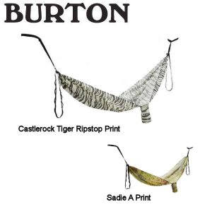 バートン BURTON ハンモック キャンプ アウトドア フェス 海水浴 ビーチ Burton Honey Baked Hammock 54tide